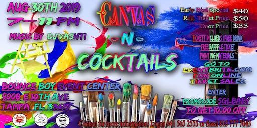 Canvas-N-Cocktails