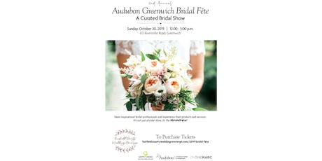 2nd Annual Audubon Greenwich Bridal Fête tickets