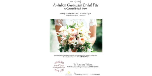2nd Annual Audubon Greenwich Bridal Fête