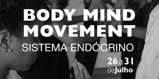 Módulo Sistema Endócrino - Body Mind Movement Recife