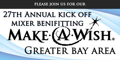 27th Annual Kick Off Mixer benefiting Make-A-Wish