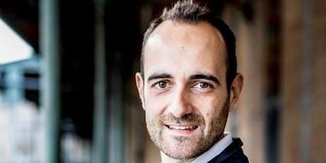 Lunch talk avec François Bailly, Rédacteur en Chef de l'Echo tickets
