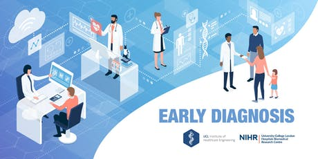 "UCL ""Early Diagnosis"" workshop tickets"