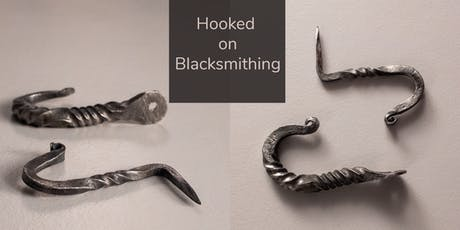 Hooked on Blacksmithing with Jonathan Maynard 10.18.19 tickets