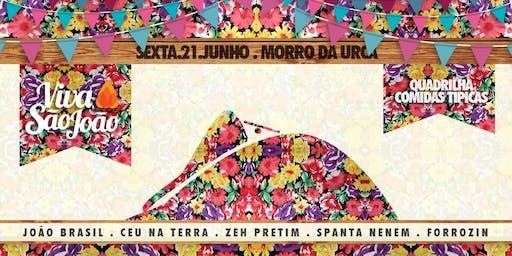 Viva São João ::: O Grande Arraiá do Morro da Urca :: 21.Junho