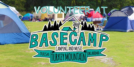 BaseCamp Volunteer Sign Up 2019 tickets