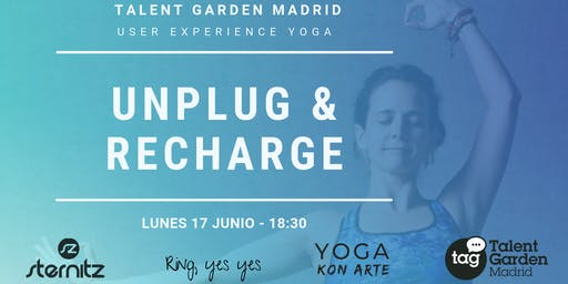YOGA - Unplug & Recharge