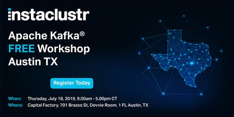 FREE - Apache Kafka Workshop - Austin tickets