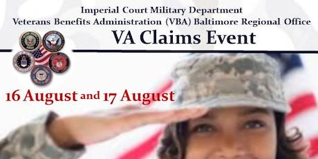 2019 VA Claims Event in Baltimore tickets