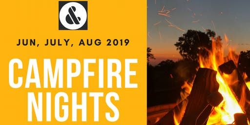 Workplace Worship - Summer Campfire Nights