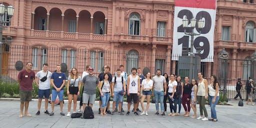 ¡Hola, Buenos Aires! City Tour