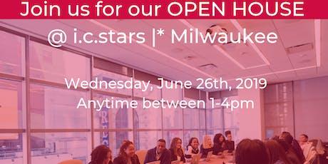 i.c. stars|* Milwaukee Open House! tickets