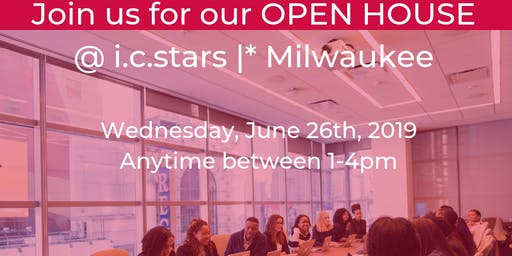 i.c. stars|* Milwaukee Open House!