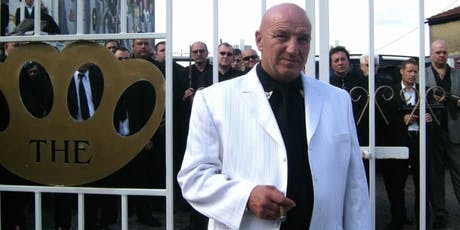 An Evening with Dave Courtney OBE tickets