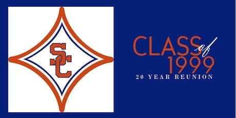 Sandy Creek High School Class of 99 - 20 Year Reunion tickets