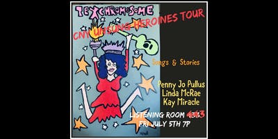 TeXChromosome CNY Unsung Heroines Tour - Songs & Stories