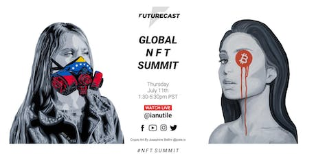 Global NFT Summit: Blockchain Games, Crypto Art, DLT, Non-Fungible Tokens tickets