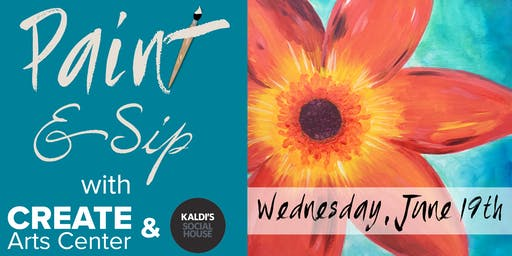 June Paint & Sip