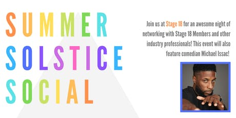 Summer Solstice Social tickets