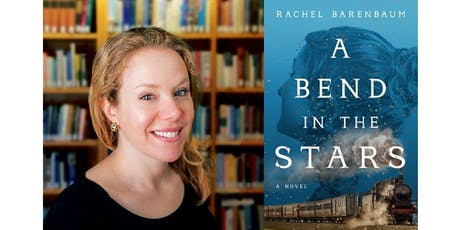 Rachel Barenbaum Discussing Book: A Bend In The Stars tickets