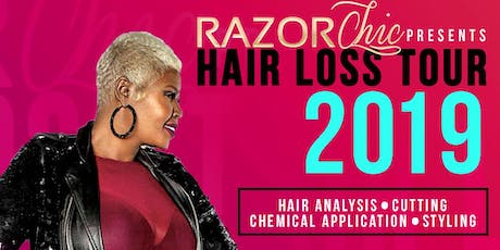 Razor Chic Baltimore Hair Loss Tour 2019 tickets