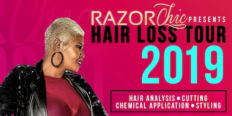 Razor Chic Detroit Hair Loss Tour 2019 tickets