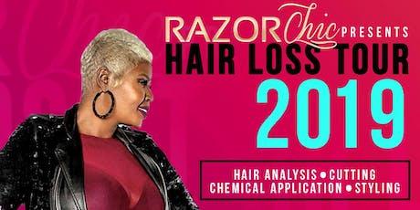 Razor Chic Cincinnati Hair Loss Tour 2019 tickets