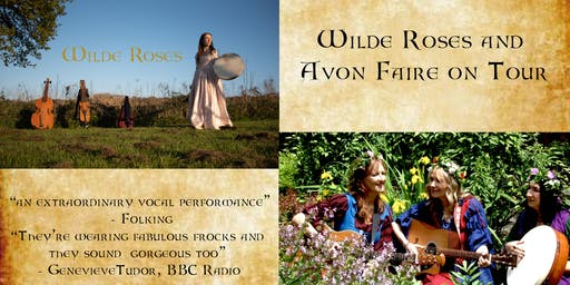 Wilde Roses and Avon Faire