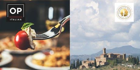 OP Italian - Exclusive Wine Dinner tickets
