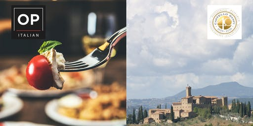 OP Italian - Exclusive Wine Dinner