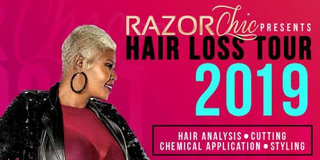 Razor Chic Milwaukee Hair Loss Tour 2019 tickets