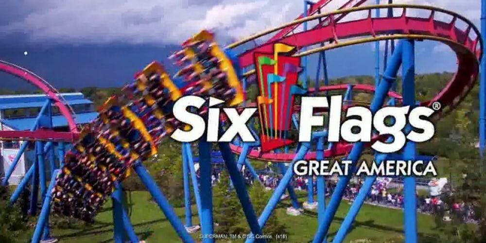 Six Flags Great America Customer Service - About Flag Collections