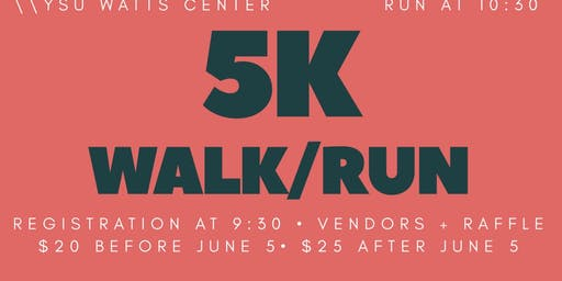 Spark Motherhood 5k Walk/Run