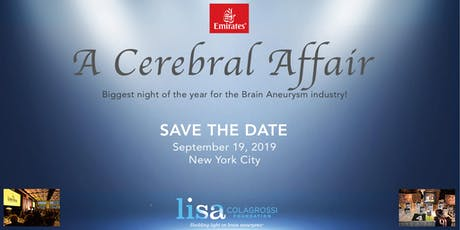 A Cerebral Affair 2019 tickets