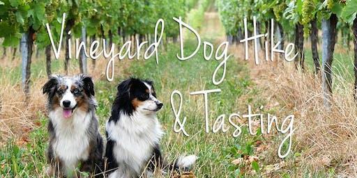 Vineyard Dog Hike & Tasting at B.R. Cohn