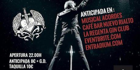 Tributo a Bon Jovi (Cáceres) entradas