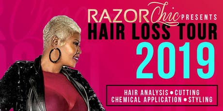 Razor Chic Jackson Hair Loss Tour 2019 tickets