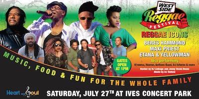 2019 WestSide Reggae Festival