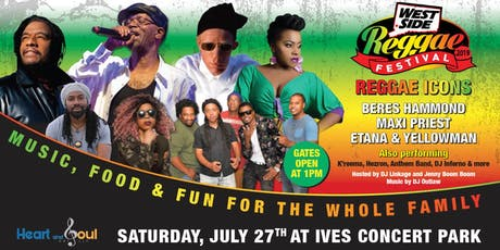 2019 WestSide Reggae Festival tickets