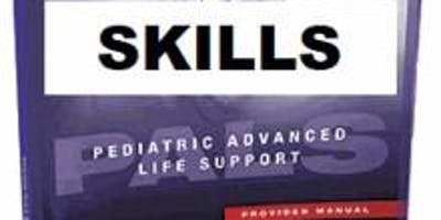 AHA PALS Skills Session September 2, 2019 from 3 PM to 5 PM at Saving American Hearts, Inc. 6165 Lehman Drive Suite 202 Colorado Springs, Colorado 80918.