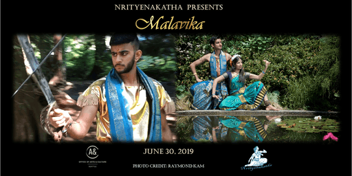 Malavika - A classical Indian dance-theater production