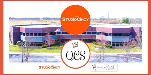 ♕ Queen City Social & StudioCincy - Eastgate Summer Social Event