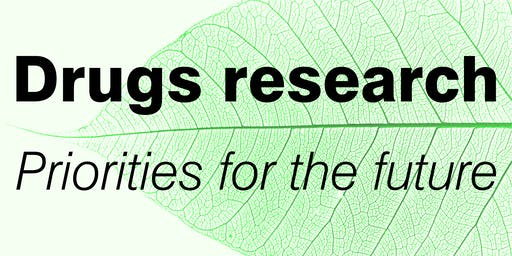 Drugs research: priorities for the future *FULLY BOOKED*