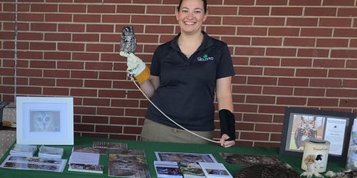 Raptor Center Meet and Greet