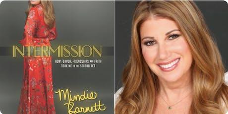 Author Talk: Intermission with Mindie Barnett tickets