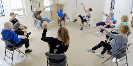 2019 Parkinson's Dance Class - TJUC tickets