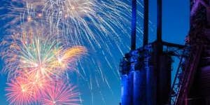 ArtsQuest Member-Only Fourth of July Fireworks