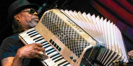 C.J. CHENIER AND THE RED HOT LOUISIANA  (ZYDECO) BAND tickets