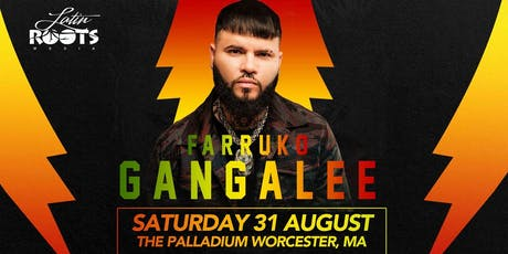 FARRUKO tickets