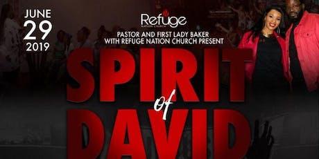 Spirit Of David 2019 *INTENTIONAL WORSHIP* tickets